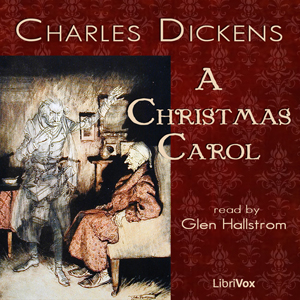Christmas Carol (version 02)(685) by Charles Dickens audiobook cover art image on Bookamo